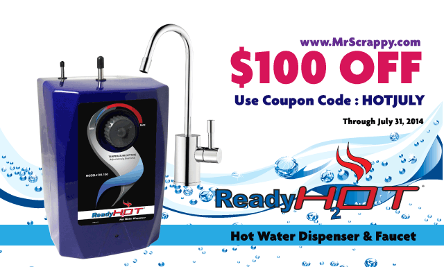 Hot Water Dispenser Special