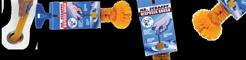 Disposer Brush