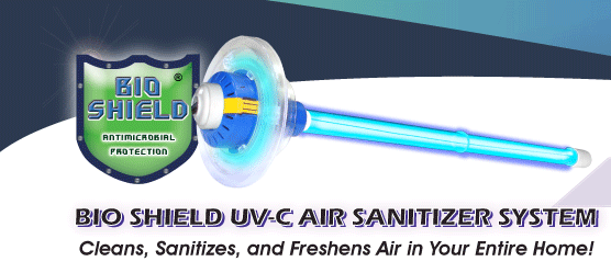 UV-C Air Sanitizer